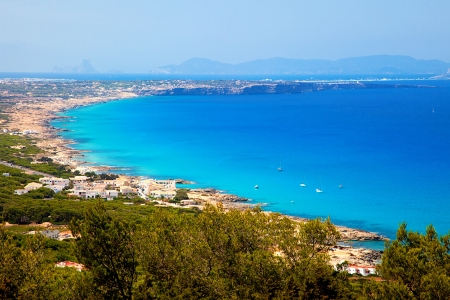 Formentera island Stock Photo - 15117779