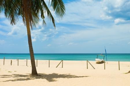 Nilaveli beach in Trincomalee, Sri Lanka Stock Photo - 15715971