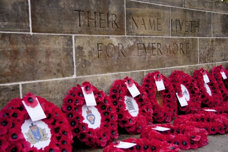 falklands war: Remembrance