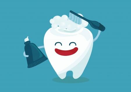pediatric: tooth wash hair