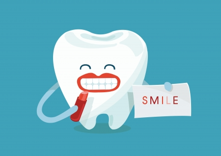 smile tooth