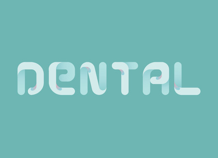 dientes: Ilustraci�n vectorial Dental Vectores