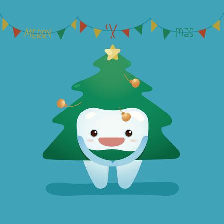 corona navidad: El desgaste dental privado navidad