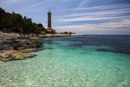 rat: Veli Rat on the island Dugi Otok in Croatia