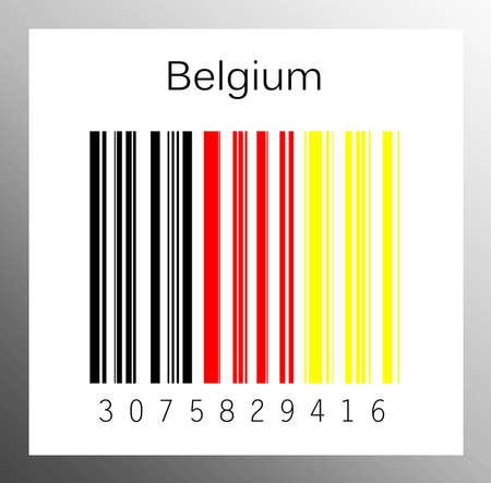 stocktaking: Barcode Belgium