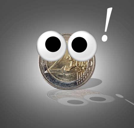 Euro is amazed