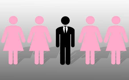 mr between women