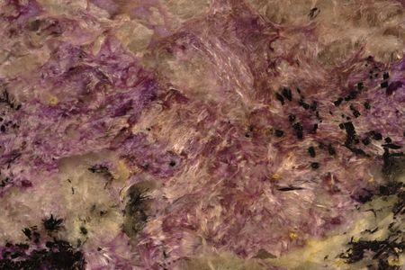 fibrous: Charoite pattern
