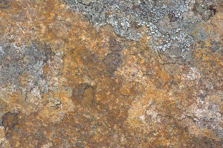 oxidized: Textura de mineral de hierro oxidado