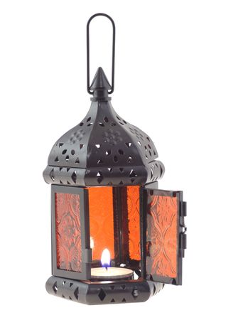Opened lamp   Stock Photo - 3385051