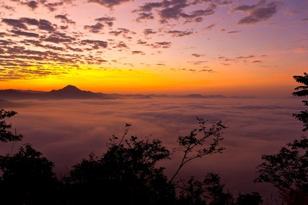 loei: Dawn at Phutok, Loei