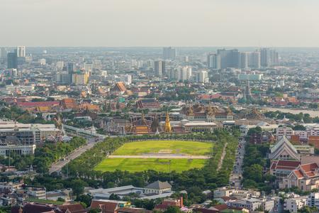 Bangkok Sanam Luang, Wat Phra Kaew and the grand palace