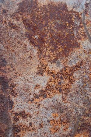 rasty steel texture