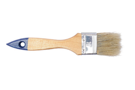 Paint brush isolated
