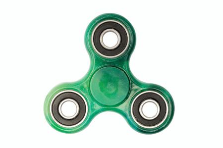 fidget spinner toy Stock Photo