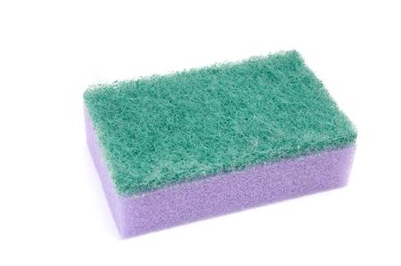 Kitchen sponge for dishes