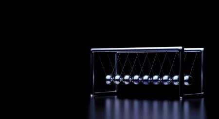 kugel: Newton pendulum