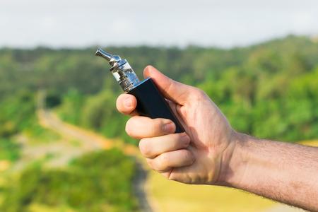 electronic: Electronic Cigarette