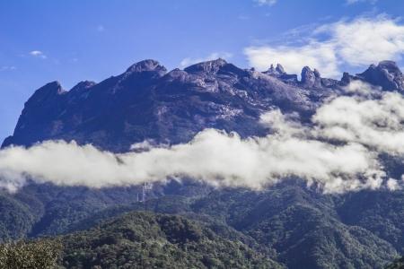 Kota Kinabalu (Mount Kinabalu), Borneo (Land Below The Wind) photo