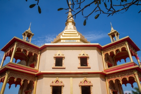 Tempels of Luang Prabang Laos photo