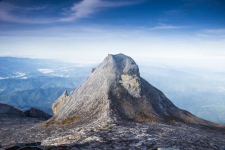 キナバル国立公園、キナバル山を観光 hinking。コタキナバル ・ マレーシア。