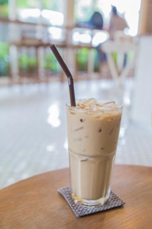 fredo: Ice coffee at coffee shop