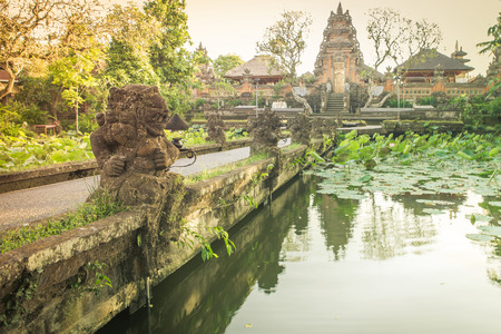 places of interest: Taman Ayun Temple is a royal temple of Mengwi Empire located in Mengwi, Badung regency that is famous places of interest in Bali.