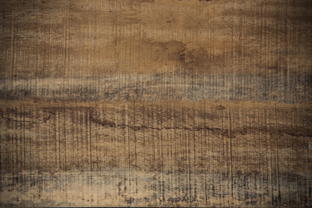 table grain: Brown wood texture. Abstract background, empty template Stock Photo