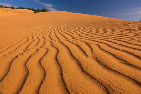 ne: The Red Sand Dunes of Mui Ne, Vietnam
