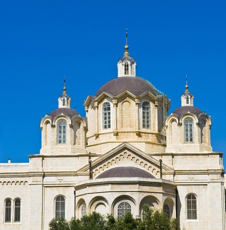 holyland: The Russian church in Jerusalem , Israel