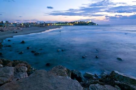 Old Jaffa seascape view , Israel Stock Photo - 12732969