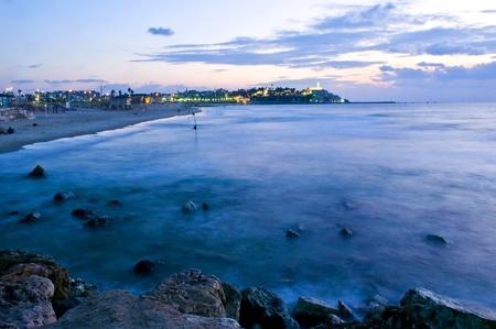Old Jaffa seascape view , Israel Stock Photo - 12732894