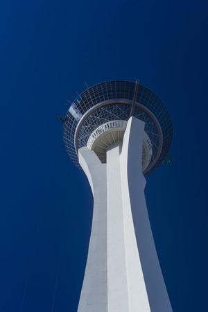 estratosfera: LAS VEGAS - 08 de outubro:. A torre Stratosphere em Las Vegas dia 08 Outubro de 2013 O Stratosphere Tower