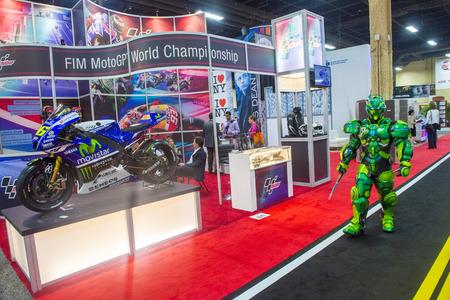 licensing: LAS VEGAS - JUNE 17 : Atmosphere at the Licensing Expo in Las Vegas , Nevada on June 17 2014.  Licensing Expo is the licensing industrys largest annual event Editorial
