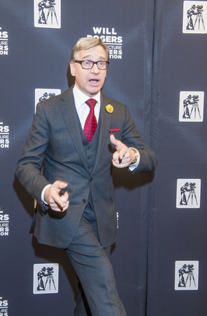 caesars palace: LAS VEGAS - APRIL 22 : Director Paul Feig attends the Pioneer Dinner during 2015 CinemaCon on April 22 , 2015 at Caesars Palace in Las Vegas, Nevada