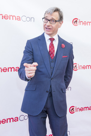 arts culture and entertainment: LAS VEGAS - APR 23 - Director Paul Feig attends the 2015 CinemaCon - 20th Century Fox Presentation on April 23 , 2015 at Caesars Palace Resort and Casino in Las Vegas,