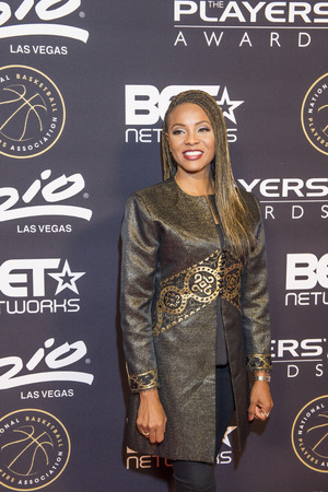 mc: LAS VEGAS - JULY 19 : Rapper MC Lyte attends The Players Awards at the Rio Hotel & Casino on July 19, 2015 in Las Vegas, Nevada