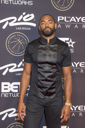 alan: LAS VEGAS - JULY 19 : NBA player Alan Anderson of the Washington Wizards attends The Players Awards at the Rio Hotel & Casino on July 19, 2015 in Las Vegas, Nevada Editorial