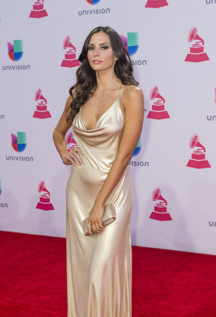 genesis: LAS VEGAS , NOV 19 : Actress Genesis Rodriguez attends the 16th Annual Latin GRAMMY Awards on November 19 2015 at the MGM Grand Arena in Las Vegas, Nevada