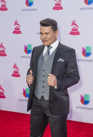 grammy: LAS VEGAS , NOV 19 : Victor Florencio attends the 16th Annual Latin GRAMMY Awards on November 19 2015 at the MGM Grand Arena in Las Vegas, Nevada