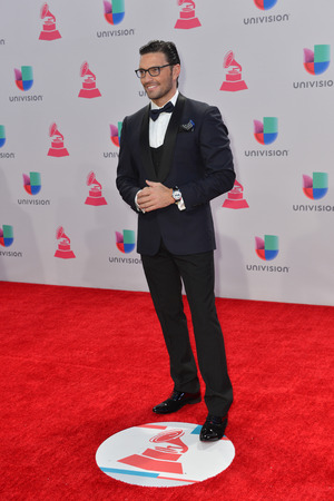 grammy: LAS VEGAS , NOV 19 : Actor Julian Gil attends the 16th Annual Latin GRAMMY Awards on November 19 2015 at the MGM Grand Arena in Las Vegas, Nevada