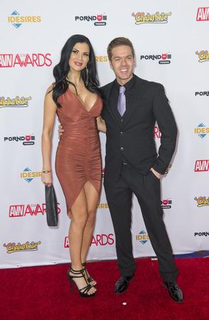 Las Vegas Jan  Adult Film Actress Jasmine Jae L And Adult