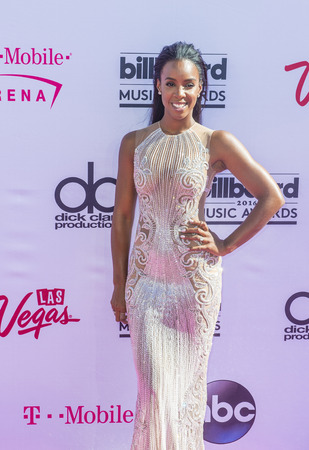 kelly: LAS VEGAS - MAY 22 : Recording artist Kelly Rowland the 2016 Billboard Music Awards at T-Mobile Arena on May 22, 2016 in Las Vegas, Nevada. Editorial