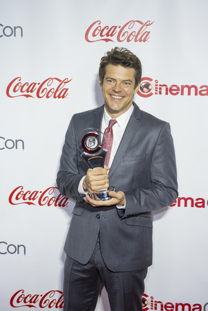 producer: LAS VEGAS - APRIL 14 : Producer Jason Blum, recipient of the Producer of the Year Award attends the CinemaCon Big Screen Achievement Awards at The Caesars Palace on April 14 2016 in Las Vegas