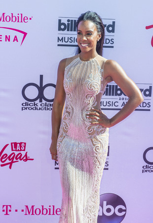 kelly: LAS VEGAS - MAY 22 : Recording artist Kelly Rowland attends the 2016 Billboard Music Awards at T-Mobile Arena on May 22, 2016 in Las Vegas, Nevada. Editorial