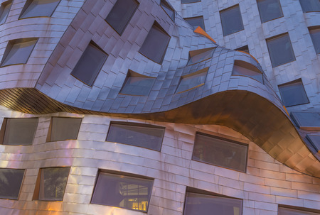 建築家フランク ・ ゲーリーによって設計されたラスベガス - 6 月 18 日: ザ クリーブランド クリニック ・ ルボ ダウンタウン 2016 年 6 月 18 日にネバ