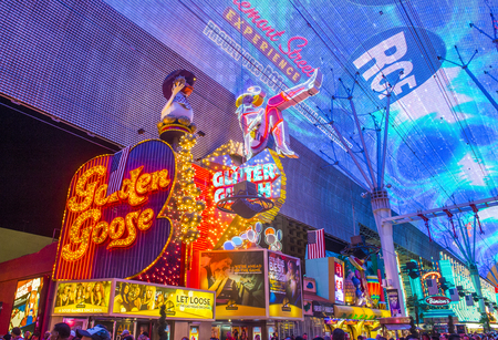 bets: LAS VEGAS - JULY 04 : The Fremont Street Experience on July 04 , 2016 in Las Vegas, Nevada. The Fremont Street Experience is a pedestrian mall and attraction in downtown Las Vegas