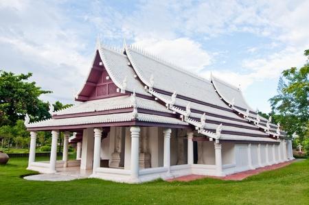 The Sukhothai Wihan building, Thailand. photo