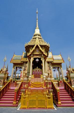 The royal crematorium  Phra Men  in the royal cremation ceremony, Thailand  Stock Photo - 13289596