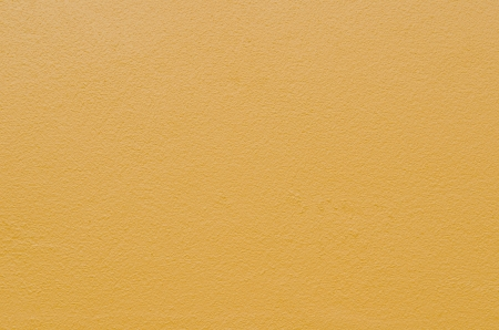 Texture of yellow wall, Thailand photo